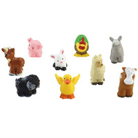 Animal Farm Friends, Little People, Fisher-Price