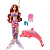 Barbie, Dolphin Magic - Transforming Mermaid