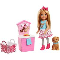 BarbieChelsea Doll Playset