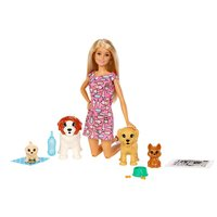 BarbieDoggy Daycare Doll & Pets
