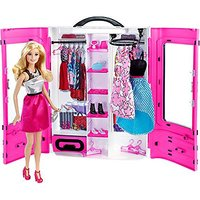 BarbieFashionistas Ultimate Closet & Doll
