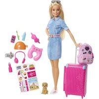 BarbieTravel Doll & Accessories