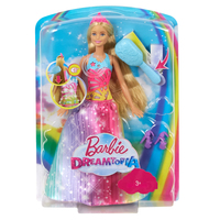 Brush´n sparkle princess, Barbie