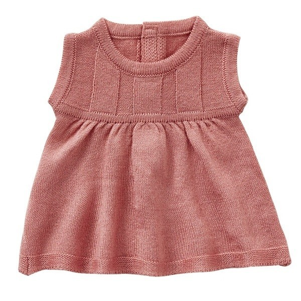 byASTRUP - Dockkläder - Dress Rose Knit 46-50 cm