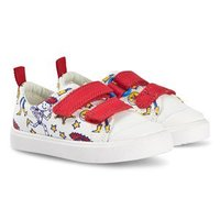 Clarks Toy Story City Team Sneakers Vit 27.5 (UK 9.5)
