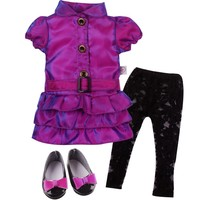 Design A Friend - Fashion Frill Outfit