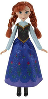 Disney Frozen, Docka, Fever Fashion Doll, Classic, Anna