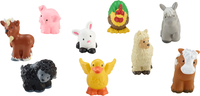 Fisher-Price, Little Pepole, Farm Animal Friends