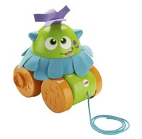 Fisher-Price - Rulle Monster