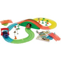 Magic TracksMagic Tracks, Super Starter Set, Bygg din egen bilbana