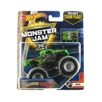 Mattel Hot Wheels, Monster Jam - BNTF-Mud 1:64