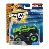Mattel Hot Wheels Monster Jam - Gas Monkey Garage