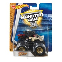 Mattel Hot Wheels, Monster Jam - Pirate's Curse 1:64