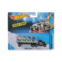 Mattel Hot Wheels Trackin Trucks - Bone Blazer Vehicle
