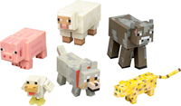 Minecraft, Animal, 6-Pack