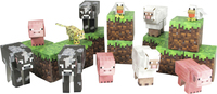 Minecraft, Papercraft Animal