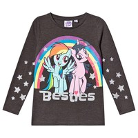 My Little Pony Långärmad T-Shirt Marengo Melange 92 cm (1,5-2 år)