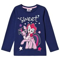My Little Pony Långärmad T-Shirt Twilight Blue 128 cm (7-8 år)