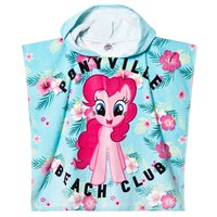 My Little Pony My Little Pony Badponcho Blue Radiance One Size