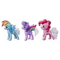 My Little Pony - Rainbow Tail Surprise 3-pack