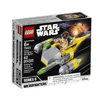 Naboo Starfighter Microfighter, LEGO Star Wars (75223)