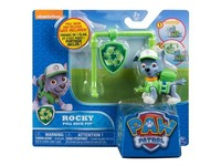 Paw Patrol - Pull Back Pup (Rocky)