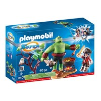 PlaymobilOgre with Ruby