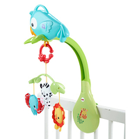 Rainforest Friends 3-i-1 mobil, Fisher-Price