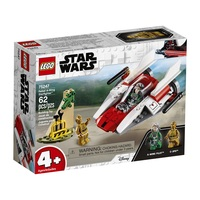 Rebel A-Wing Starfighter, LEGO Star Wars (75247)