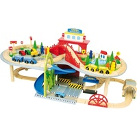 Small Foot, Bilbana - Wooden Railway Multistorey
