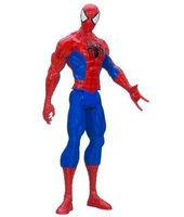 Spiderman, Classic Spiderman Titan Hero, 30 cm