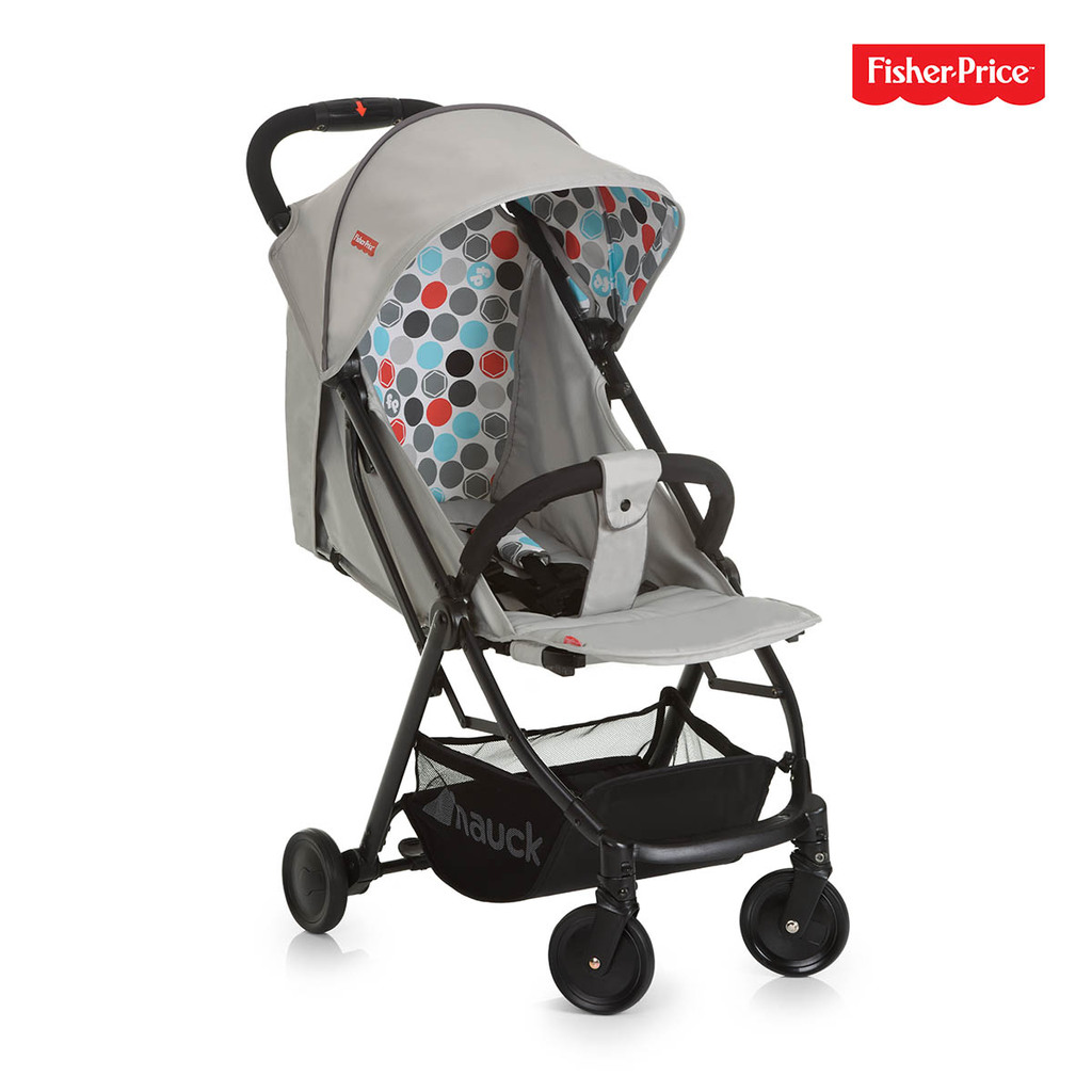 Sulky Rio Plus, Gumball Grey, Fisher Price