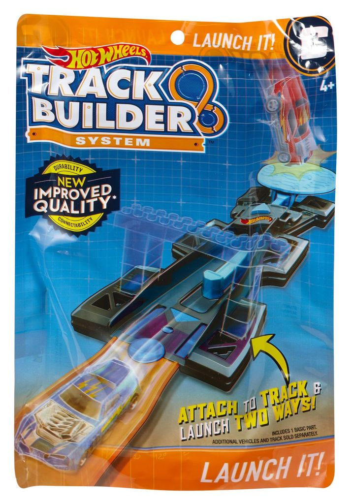 Track builder accessory, Launch It, Hot Wheels